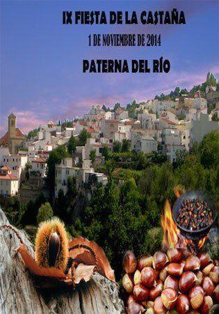 Fiesta de la Castaña en Paterna del Río