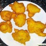 Tortillas de bacalao