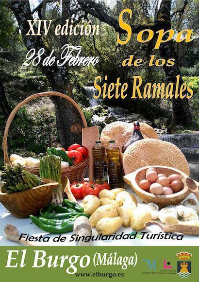 La SOPA DE LOS SIETE RAMALES es mucho más que un plato.