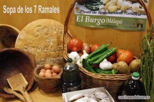 Sopa de los Siete Ramales - El Burgo 2017