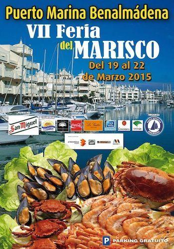 VII Feria del Marisco en Puerto Marina, Benalmádena