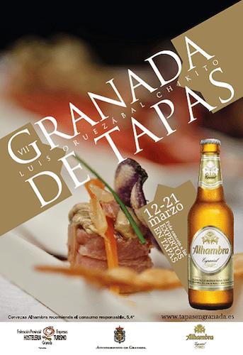 Granada de Tapas 7ª Edición