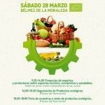 Jornada sobre Producción Ecológica en Belmez de la Moraleda