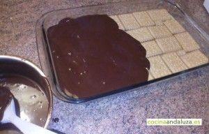 Paso 4 tarta de galleta