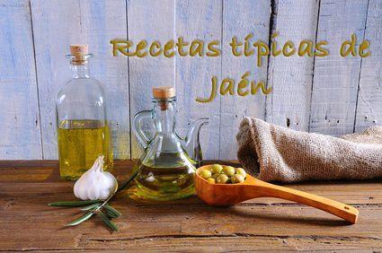 Recetas de comida típicas de Jaén