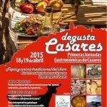 """""""Degusta Casares"""", Primeras Jornadas Gastronómicas de Casares"""
