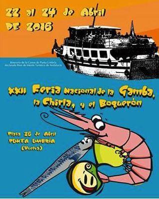 Feria de la Gamba, la Chirla y el Boquerón de Punta Umbría 2016