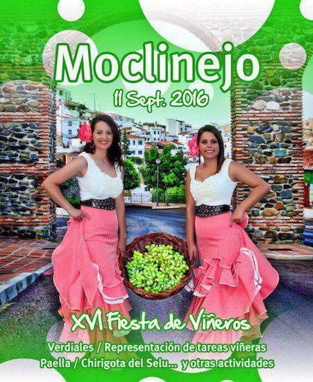 Fiesta de Viñeros de Moclinejo 2016