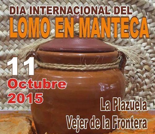Día del Lomo en Manteca en Vejer