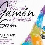 Feria del Jamón en Serón 2016 (Almería).