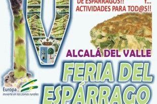 IV Feria del Esparrago de Alcalá del Valle