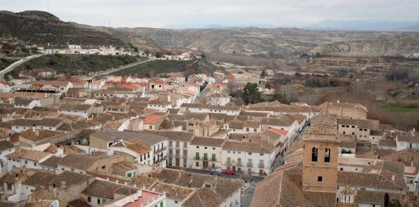 Galera, Huescar (Granada)