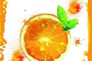 Cartel de la Fiesta de la Naranja de Coín