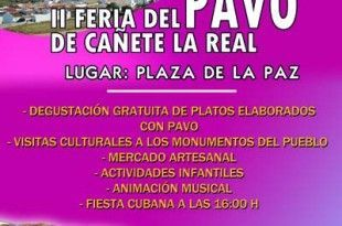 Feria del Pavo de Cañete La Real