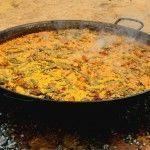 10 recetas típicas valencianas.