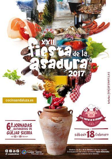 XXII Fiesta de la Asadura en Güéjar Sierra