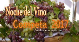 Noche del Vino de Cómpeta 2017
