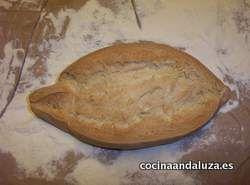 Bollo de pan cateto