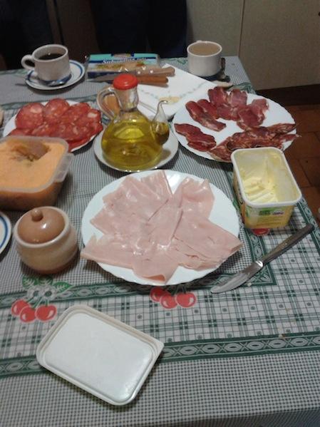 Desayuno del día de Reyes Magos