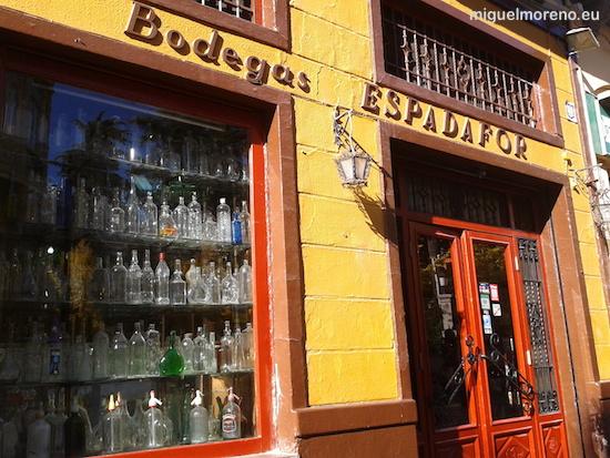 Bodegas Espadafor de Granada