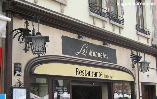 Restaurante Los Manueles de Granada