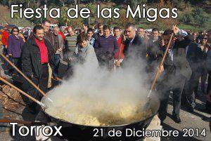 Fiesta de las MIgas Torrox 2014