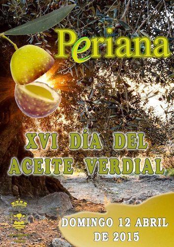 XVI Día del Aceite Verdial de Periana