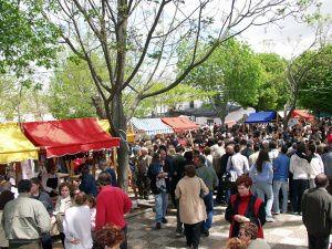Feria del Espárrago Sierra de Yeguas (Málaga)