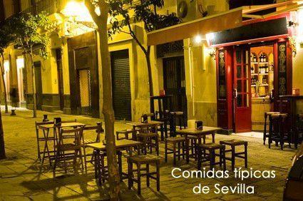 Comidas típicas de Sevilla