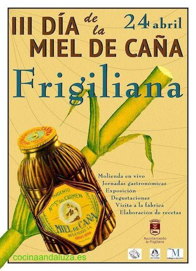 III Día de la Miel de Caña de Frigiliana