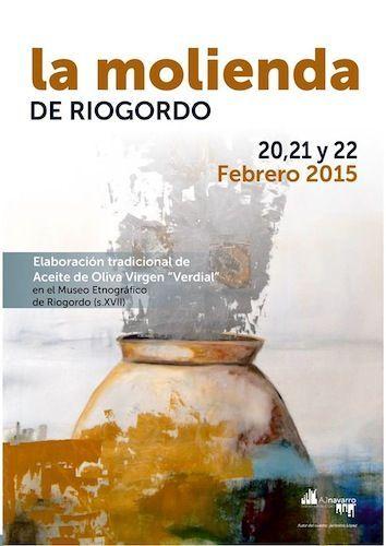 La Molienda de Riogordo 2015
