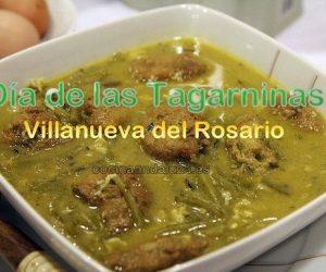 Degustaciones gratis de tagarninas en Villanueva del Rosario