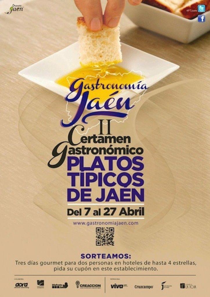 Certamen gastronómico PLATOS TÍPICOS DE JAÉN