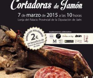 Taller de corte de jamón en Jaén