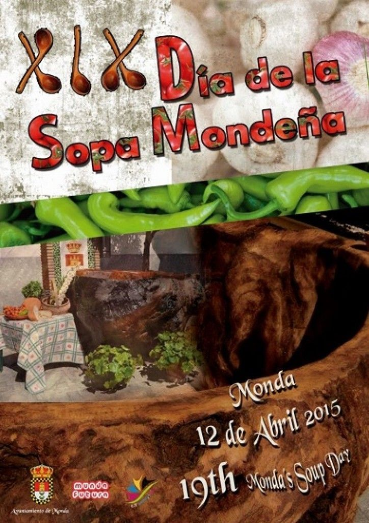 El pueblo malagueño de Monda celebra cada año un día dedicado a su plato más singular, La Sopa Mondeña.