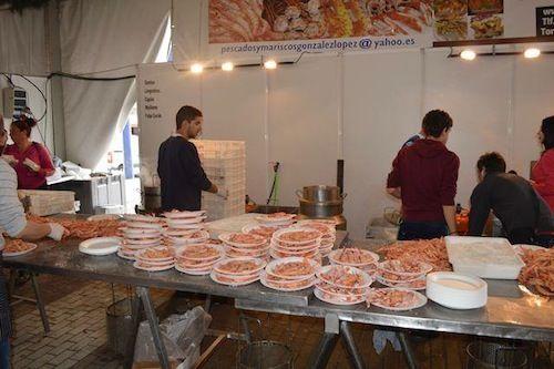 Gambas de Huelva
