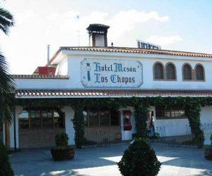 Comer en Los Chopos, Campillos