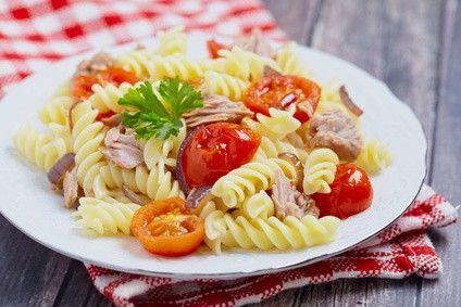 5 recetas de ensaladas de verano - Ensalada fresca de pasta ...