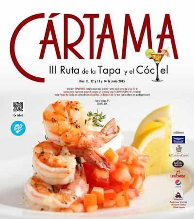 Ruta de la Tapa y el Cóctel de Cártama 2015