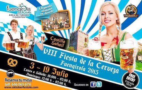 8ª Fiesta de la Cerveza FUENGIROLA 2015