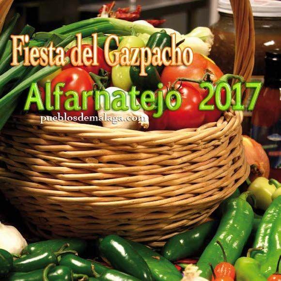 Fiesta del Gazpacho de Alfarnatejo