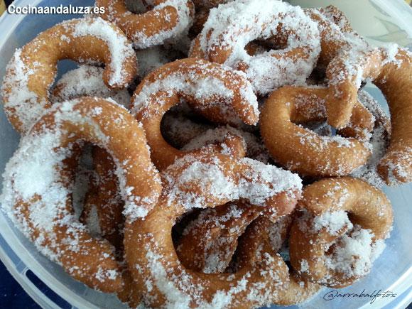 ¡Disfruta de las rosquillas de huevo en Semana Santa, Navidad y todo el año!