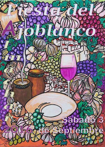 Fiesta del Ajoblanco de Almachar 2016