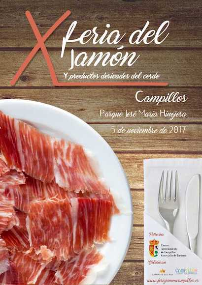 Feria del Jamón en Campillos 2017