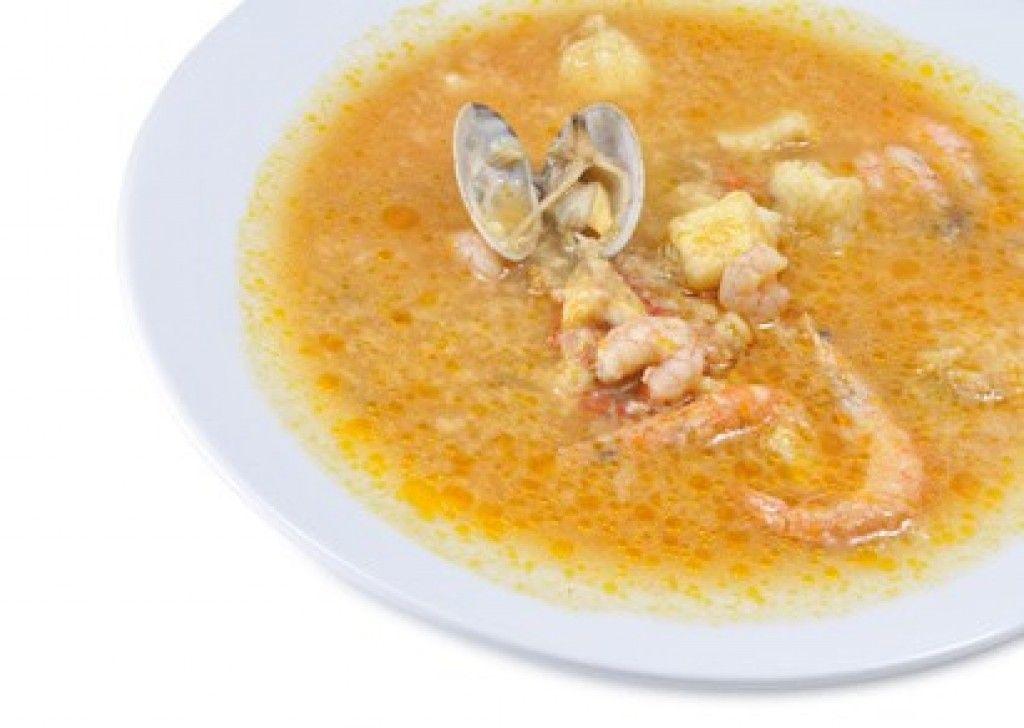 Sopa de Almería típica