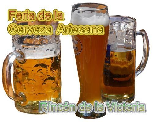 I Feria de la cerveza artesanal de Rincon de la Victoria