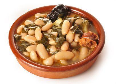 Receta cocido asturiano o pote