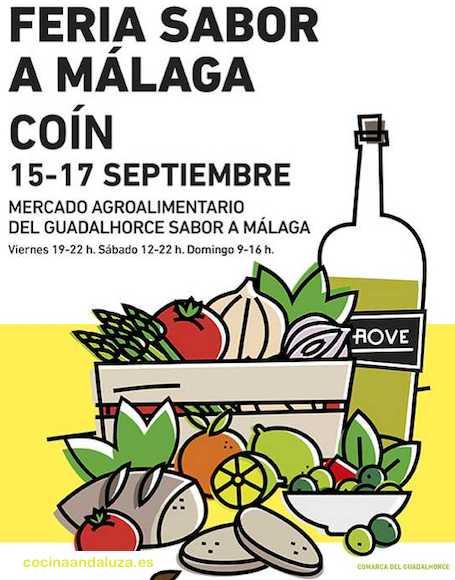 Feria Sabor a Málaga en Coín
