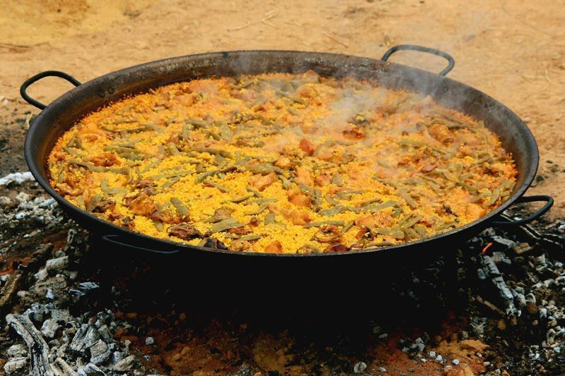 Recetas típicas Valencianas