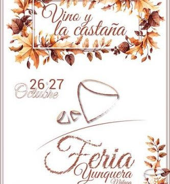 XI Edición de la Feria del Vino y la Castaña de Yunquera